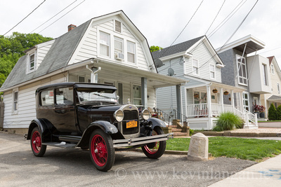 Model T Ford, Long Island, New York