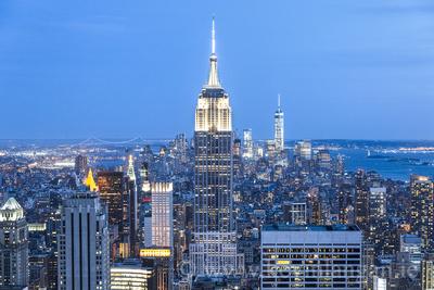 Empire State Building, Manhattan, New York City