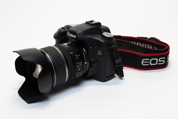 Canon EF-IS USM 17-85mm Lens