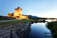 Ross Castle, Killarney, County Kerry